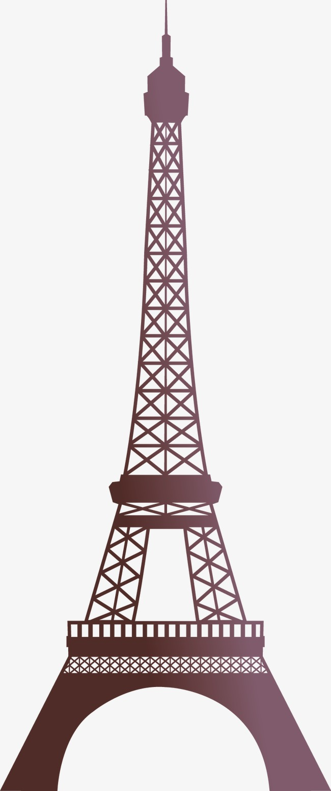 650x1551 Eiffel Tower, World Renowned Architecture, Transmission Tower