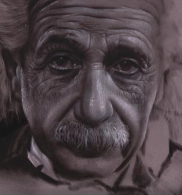 374x400 Drawing Of Einstein
