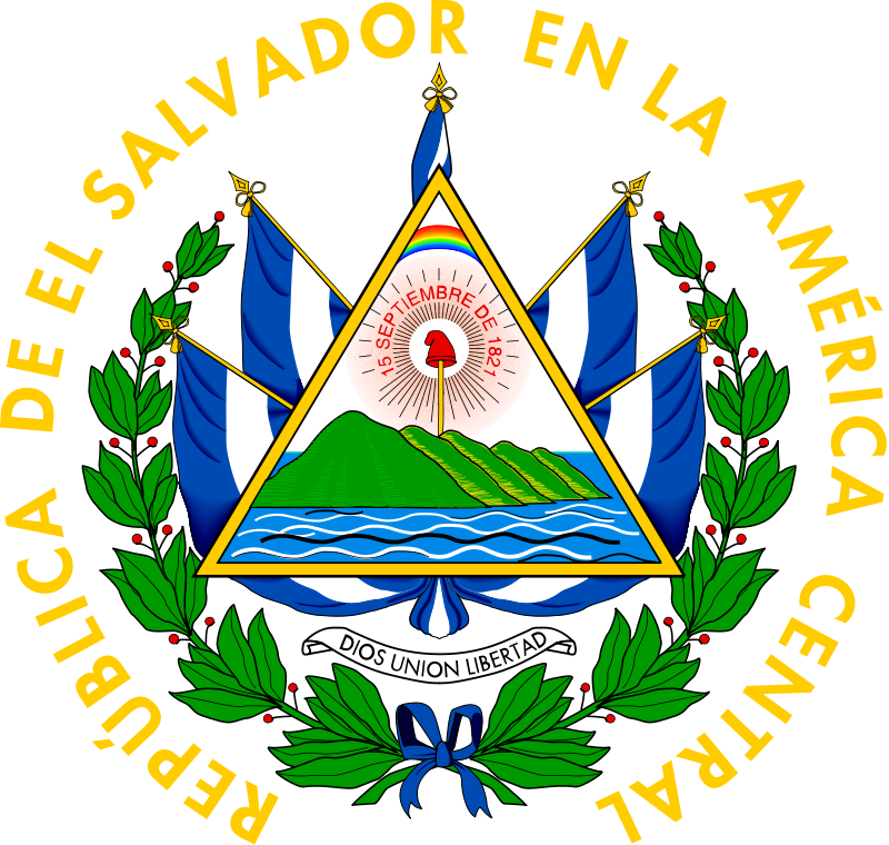 800x760 El Salvador Flag And Its Meaning Paz Amor El Salvador