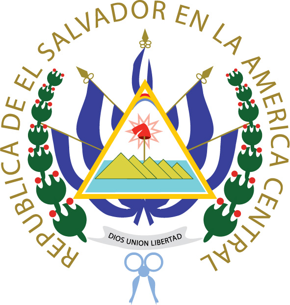 591x621 Flag Of El Salvador El Salvador
