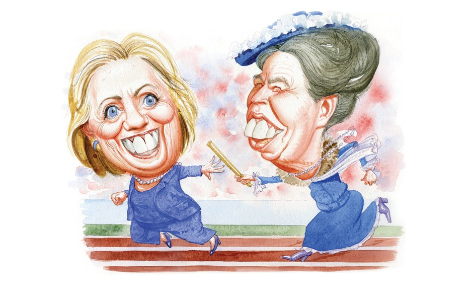 940x600 Hillary Clinton, Eleanor Roosevelt Amp The Philosophy Of Coercion