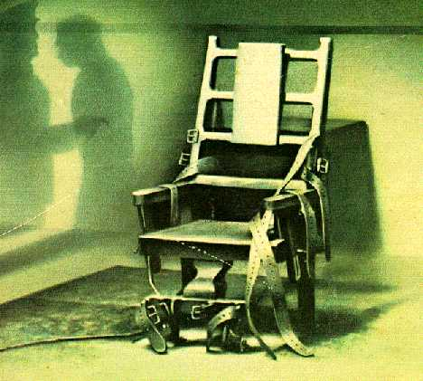 468x421 Old Sparky The Shocking History Of The Electric Chair Urbanist