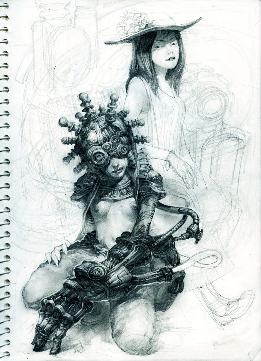 900x1243 Electric Chair Girl By ~rabbiteyes On Illustrations