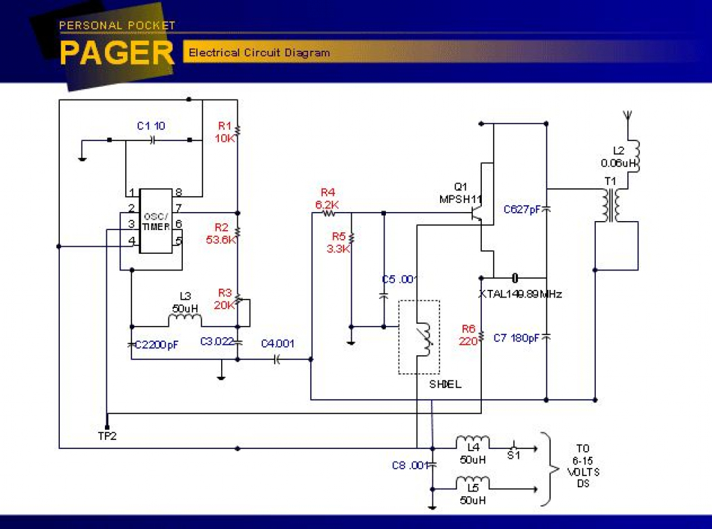 Electrical Circuit Diagrams Software - Block And Schematic Diagrams •