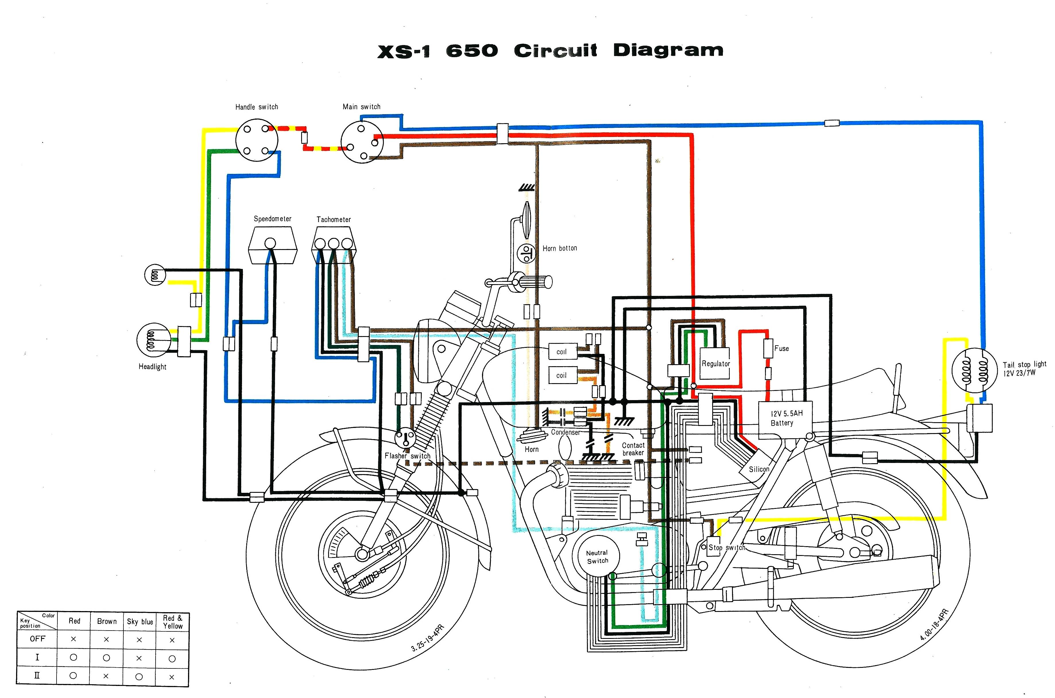 Wiring Diagram Yamaha Electric Guitar