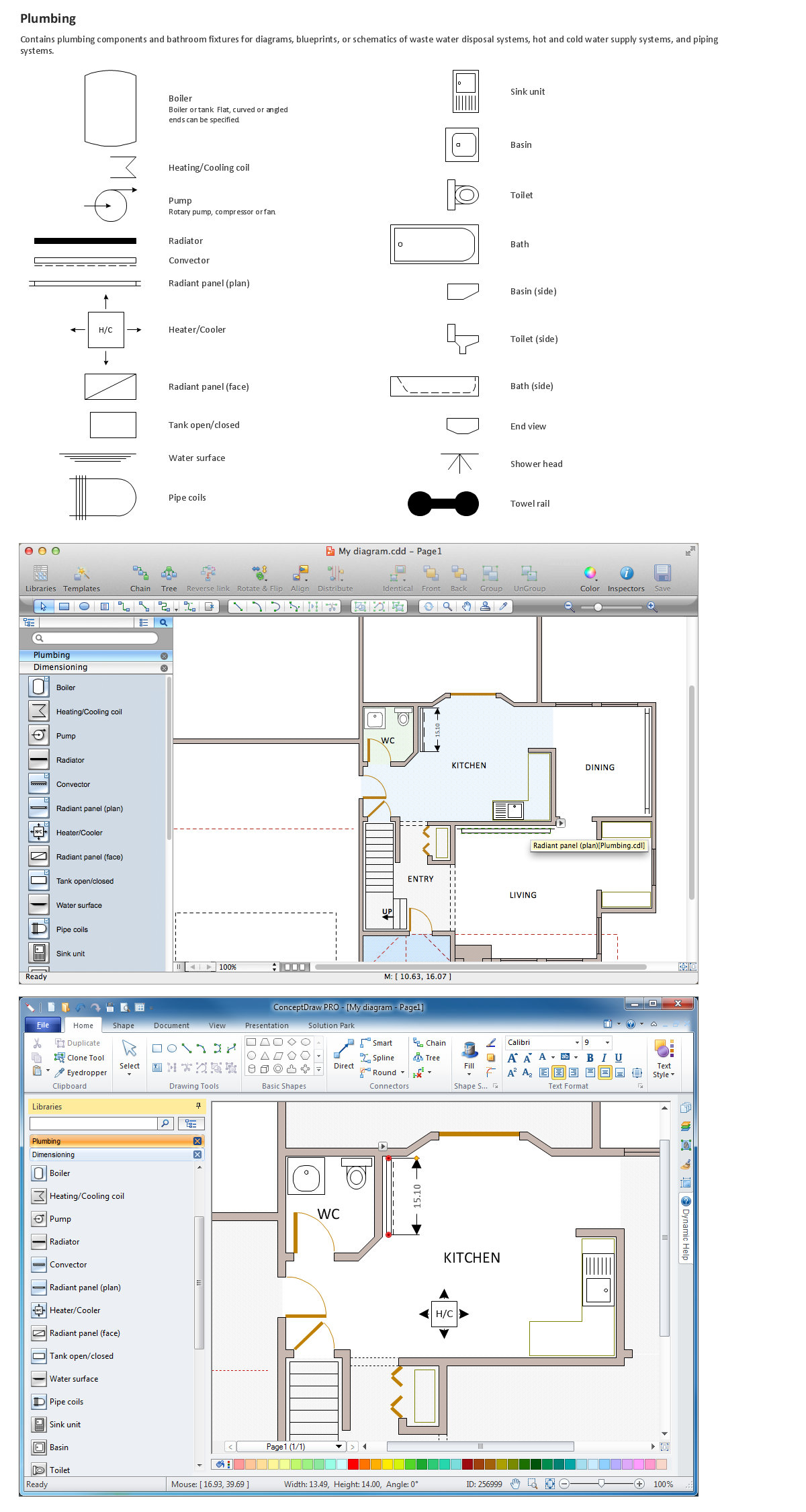 1200x2250 House Electrical Plan Software Electrical Diagram Software