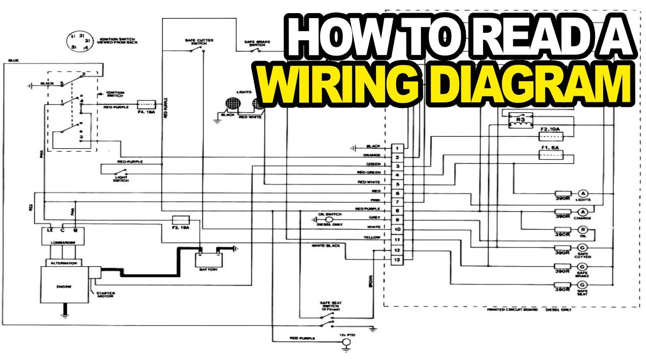 Electrical drawing at getdrawings free for personal use 1280x720 how to read an electrical wiring diagram malvernweather