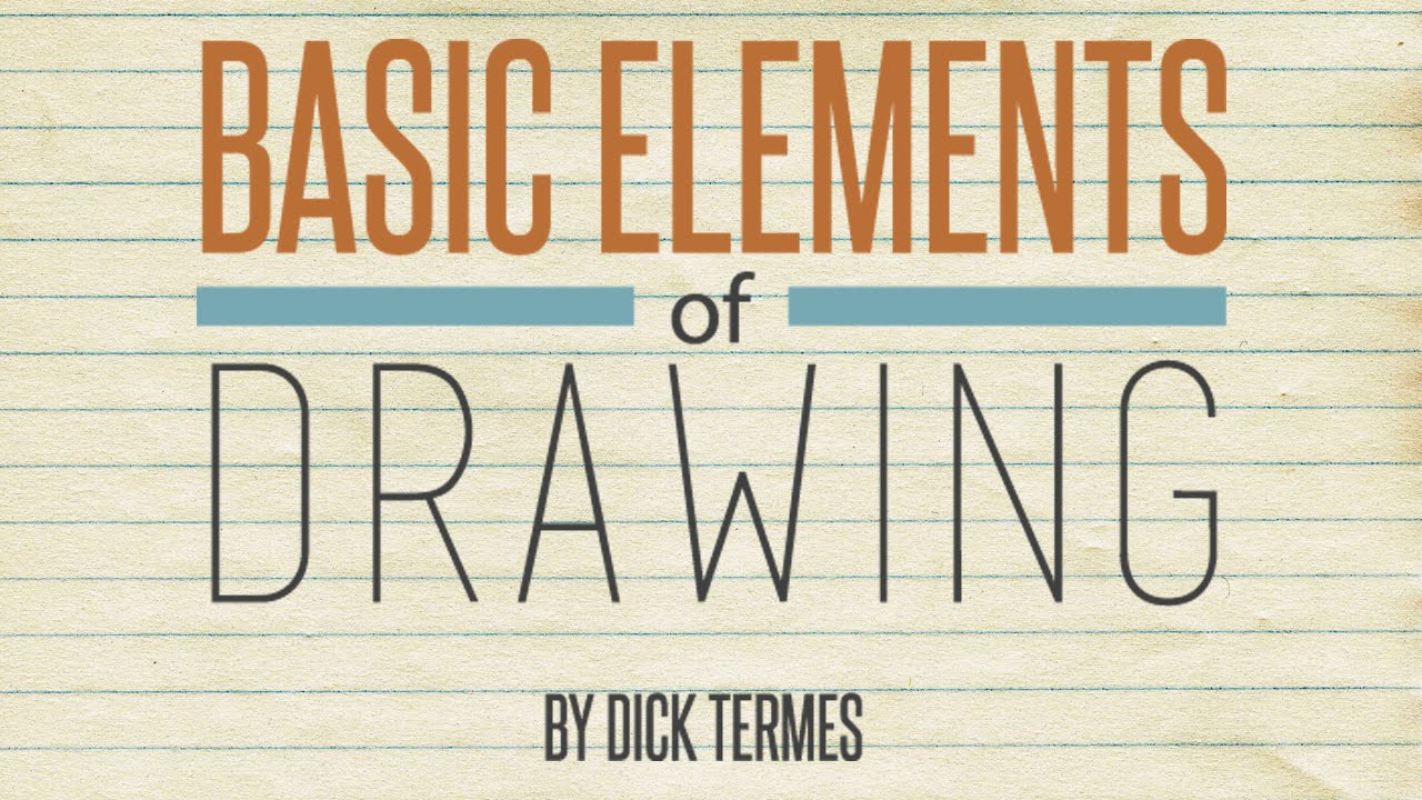 1280x720 Basic Elements Of Drawing Trailer