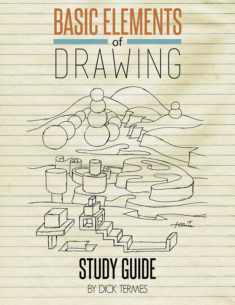 773x1000 Study Guide For Basic Elements Of Drawing Termesphere Online Gallery