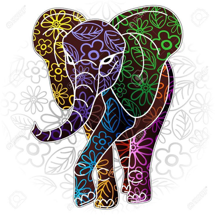 736x736 45 Best Elephant Art Images On Elephant Art, Elephants
