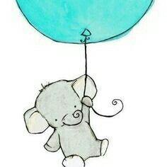 236x236 Elephant Balloon
