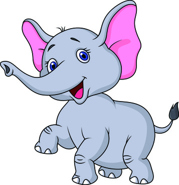 elephant drawing cartoon at getdrawings com free for personal use