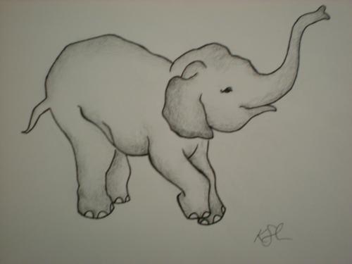 500x375 Elephant Tattoo!!! My Elephant Muse