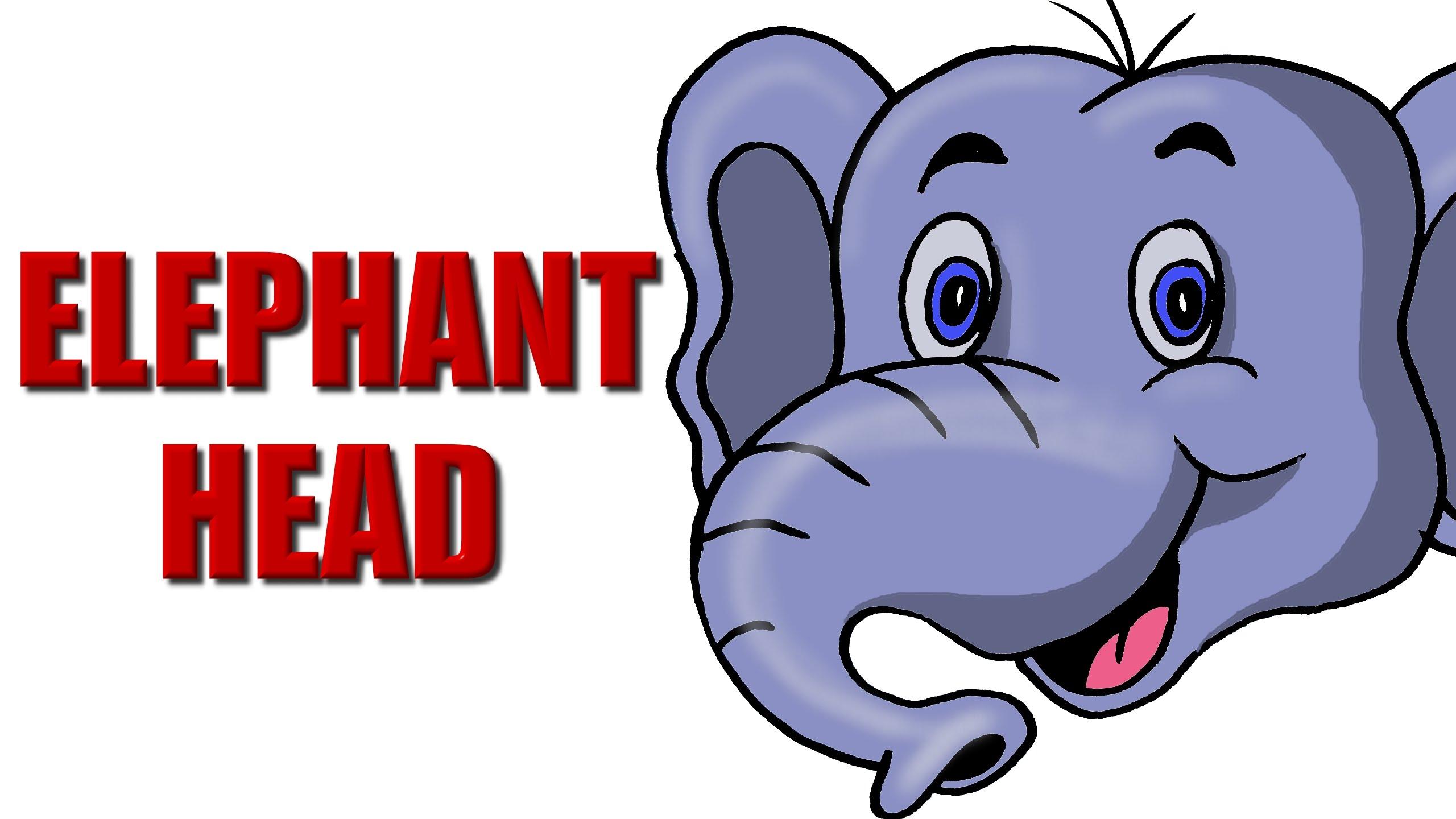 2560x1440 How To Draw A Elephant Head