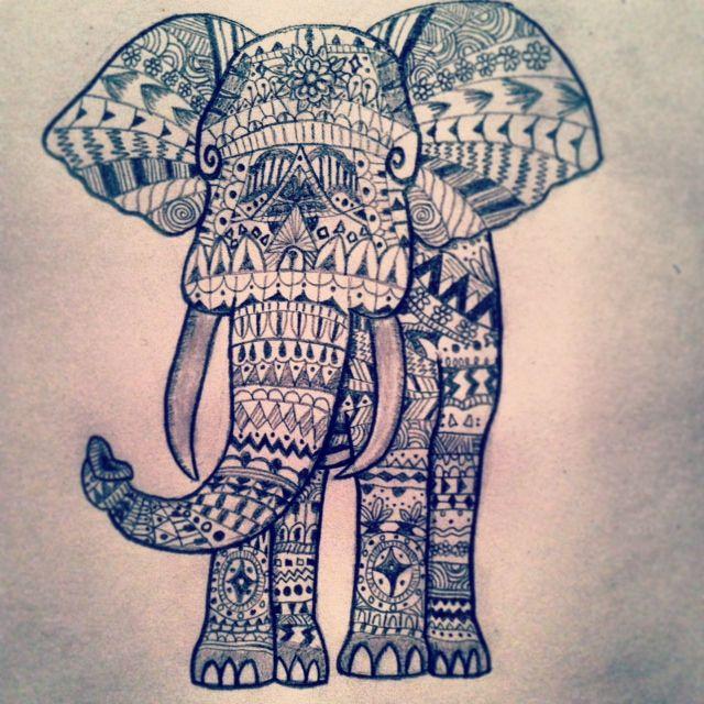 640x640 13 Best Elephant Study Images On Elephants, Elephant