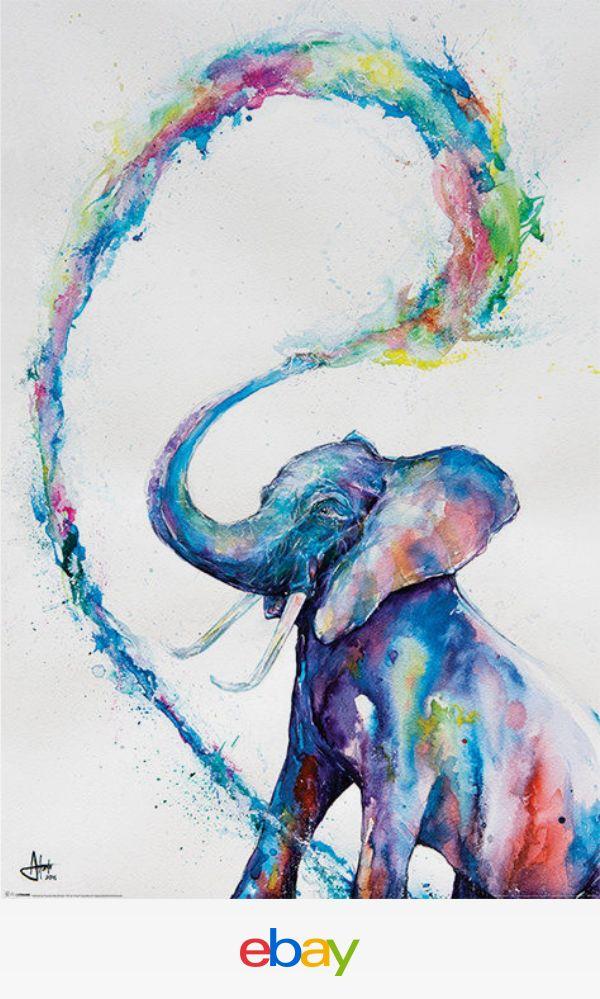 Rainbow Art Paintings