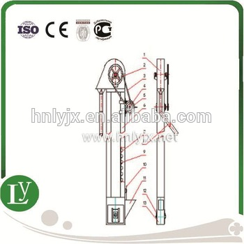 350x350 Chinese Hot Sale Elevator Bucket,bucket Elevator Drawing