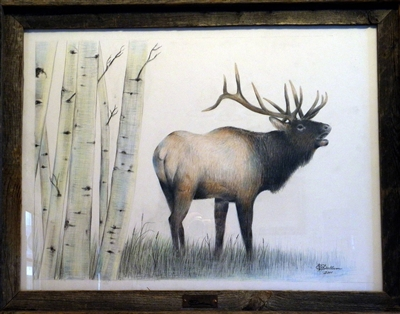 400x314 Southwest Art And Wildlife Paintings, Bill Cullums Gallery