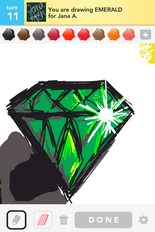 500x750 Emerald Drawings