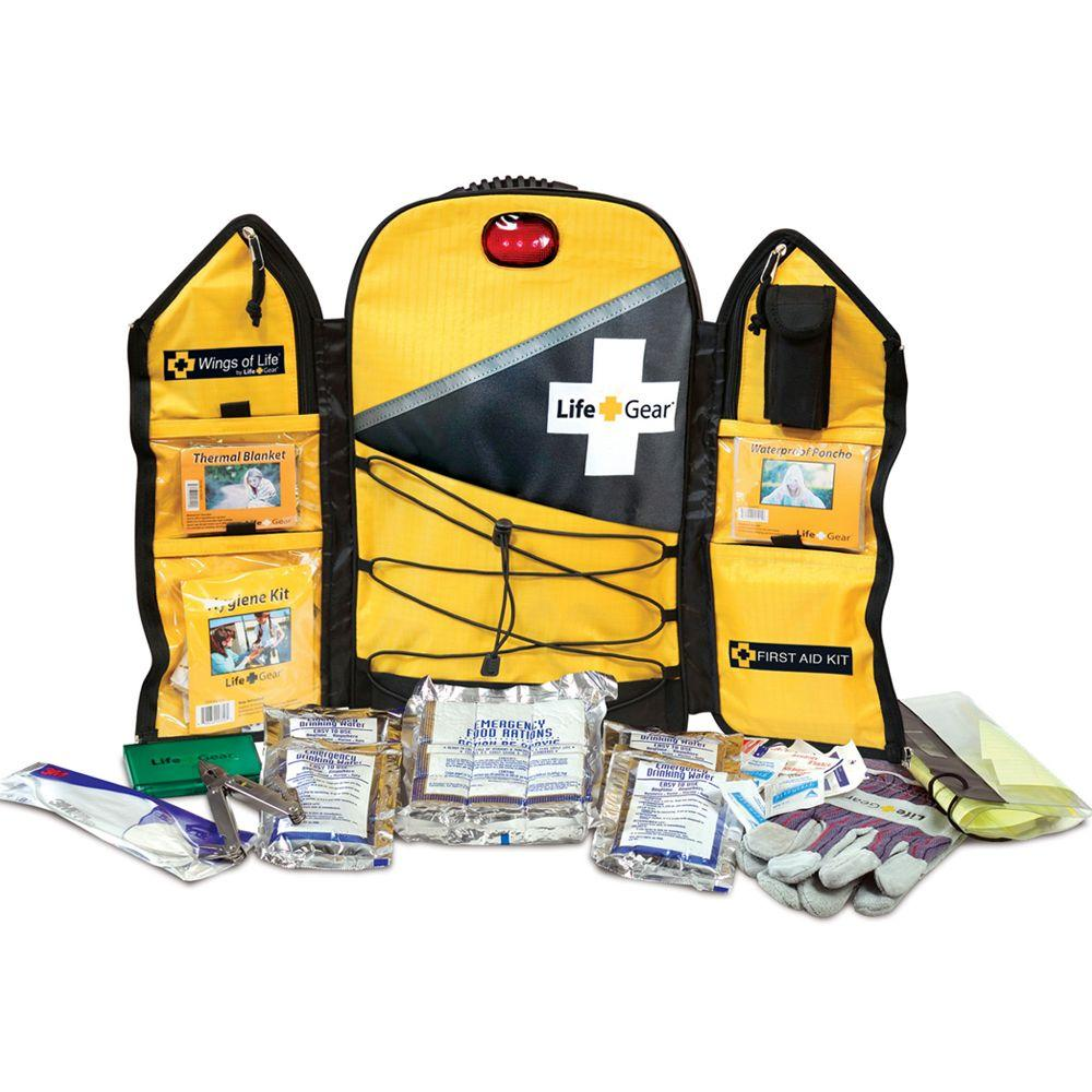 1000x1000 Wings Of Life Emergency Survival Kit With 72 Hours Of Food