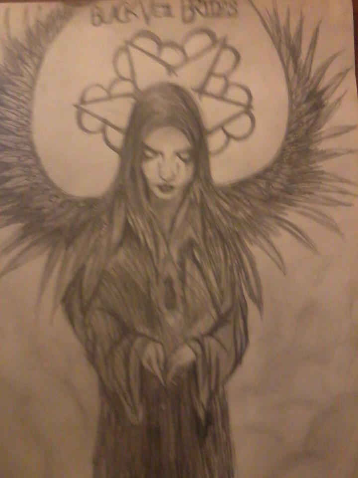 720x960 Bvb Fallen Angels Drawing By Bvbgirl14