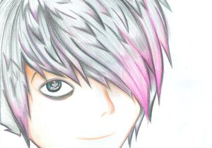 300x210 Emo Anime Boy Drawings Anime Boys Drawings In Pencil