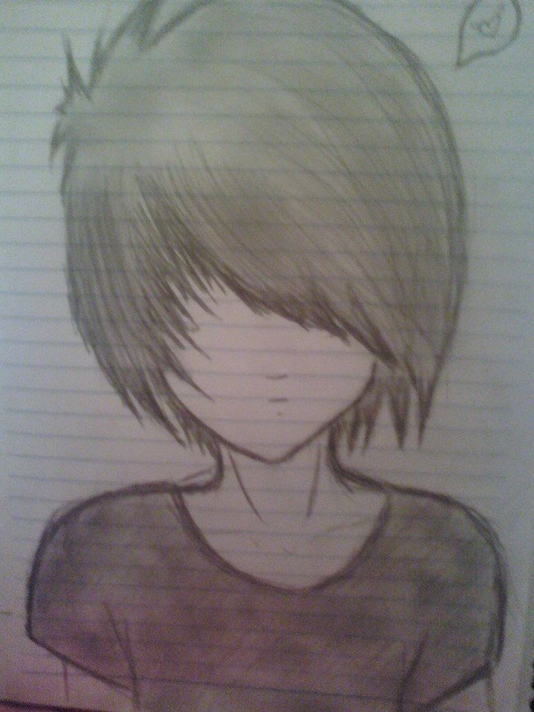 774x1032 Emo Boy Awesome Art Emo Boys, Drawings And Awesome Art