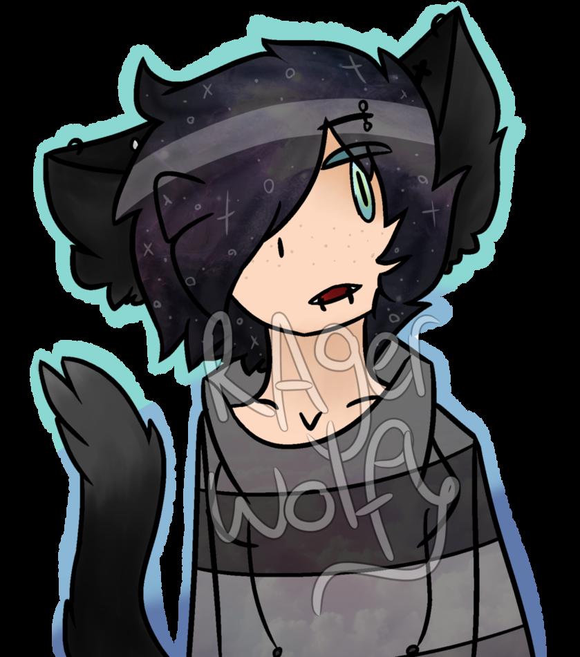 839x951 Aphmau] Zane The Emo Cat By Ragerwolfy