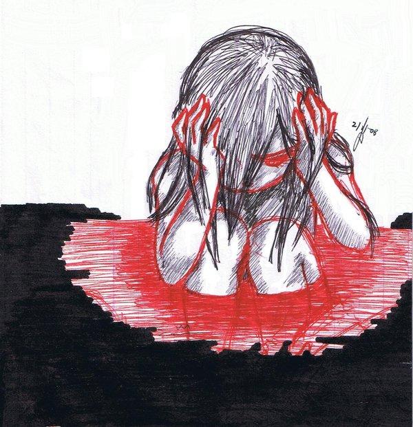 600x621 Emo Drawing Teehee By Jessyukionna