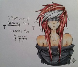 Emo hair drawing at getdrawings free for personal use emo hair anime speedpaint drawing by artfreaksue 320x275 repost i forgot to sign my signiture oops voltagebd Choice Image