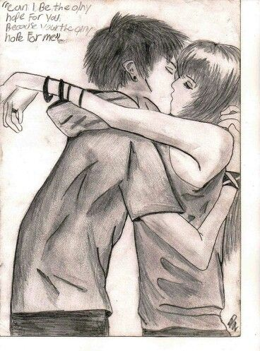368x497 Emo Love. Cartoons Emo, Drawings And Anime