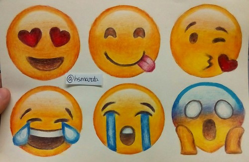 500x326 Emojis' Drawing! Shared By Okay Okay. On We Heart It