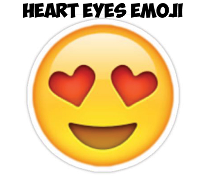 400x350 How To Draw Heart Eyes Emoji Face Step By Step Drawing Tutorial