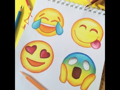 480x360 How To Draw Emojis!