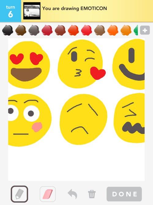 500x667 Emoticon Drawings