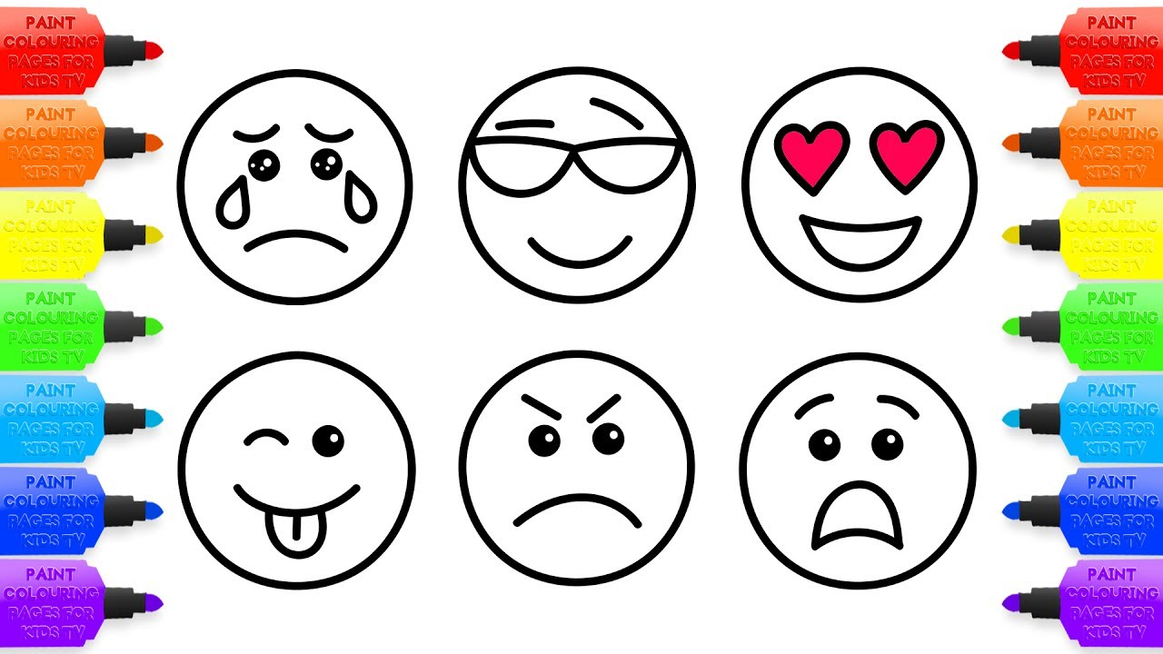 Emoticons Drawing At Getdrawings Com Free For Personal Use