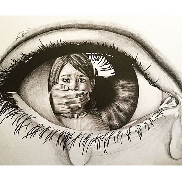 640x640 Emotional Drawing By Agentletouchofart A
