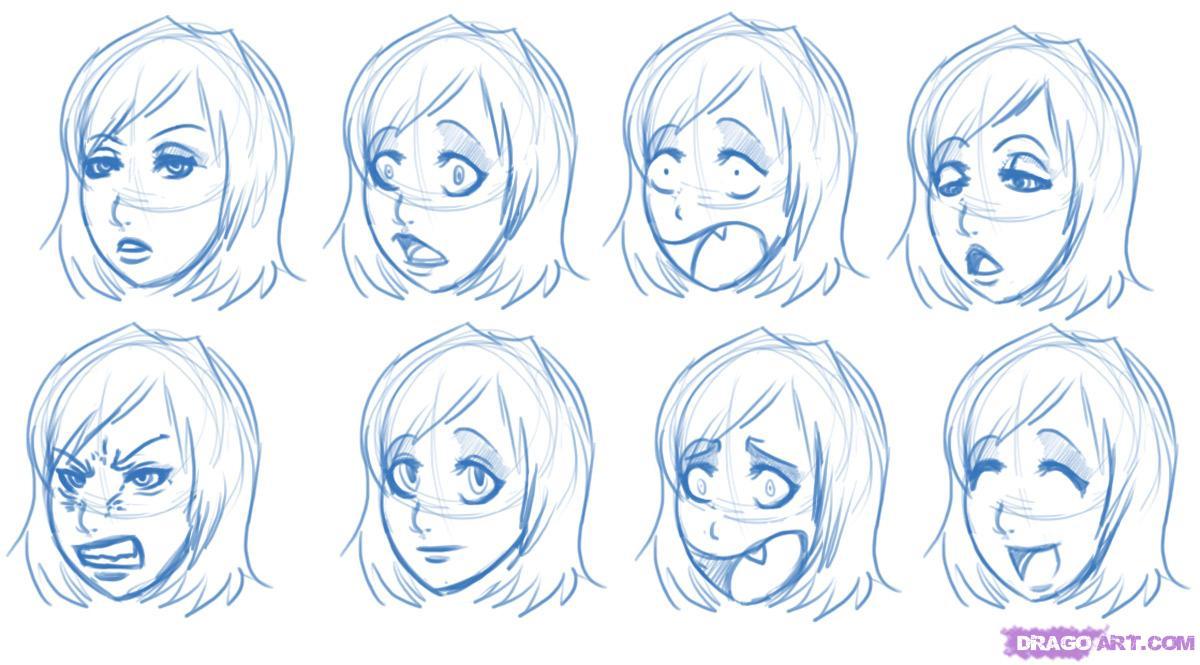 1200x665 Anime Drawing Emotions