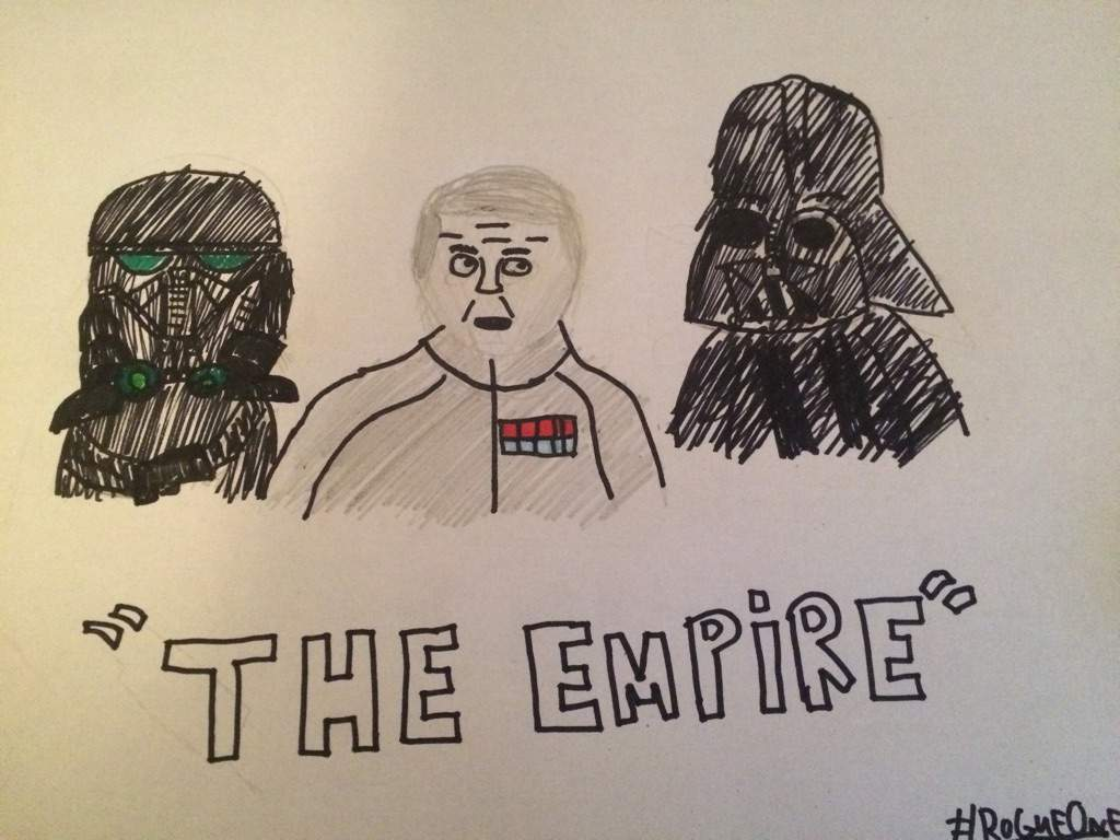 1024x768 Empire Drawing And Level 10! D Star Wars Amino