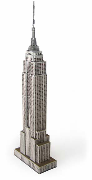 295x576 Build Your Own New York Empire State Building
