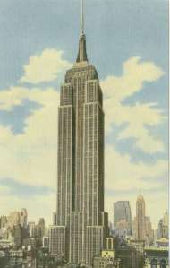 190x299 New York Architecture Images Empire State Building