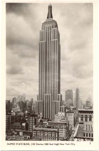 328x500 New York Architecture Images Empire State Building