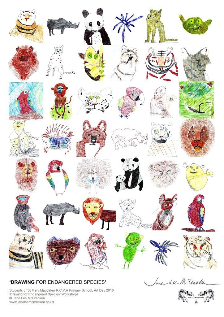 724x1024 Drawing Workshops And Poster Design Jane Lee Mccracken