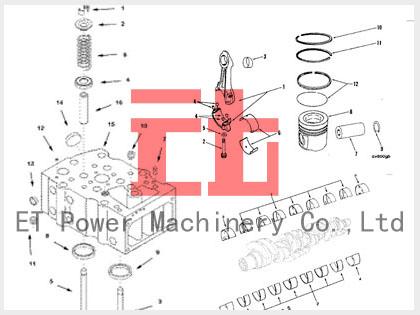420x315 Cummins Kta50 Engine Parts Cummins Engine Parts
