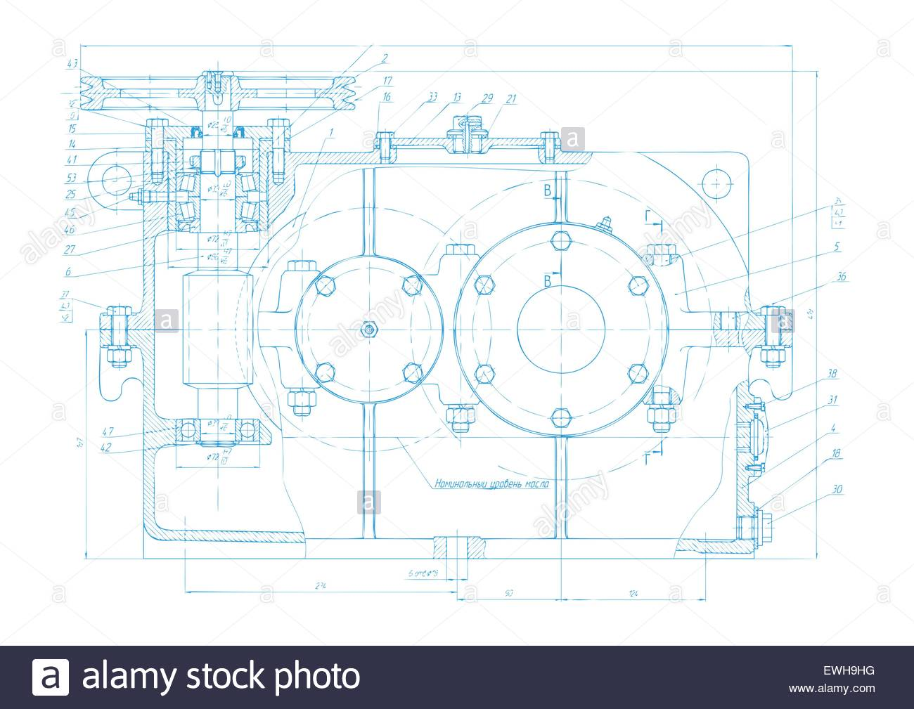 Engineering detail drawing at getdrawings free for personal 1300x1009 vector background of abstract engineering drawing tech malvernweather Gallery