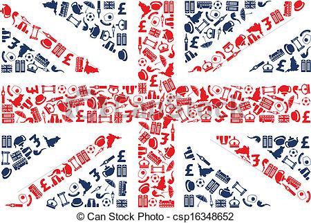 450x322 England Icons Clipart Vector