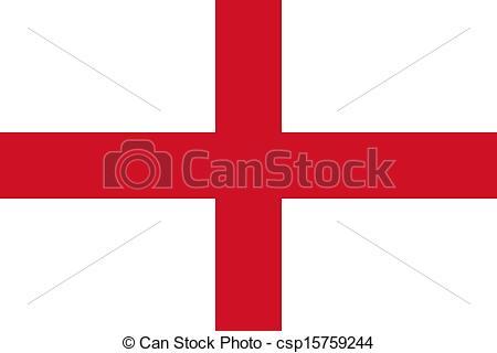 450x320 England Flag Drawing
