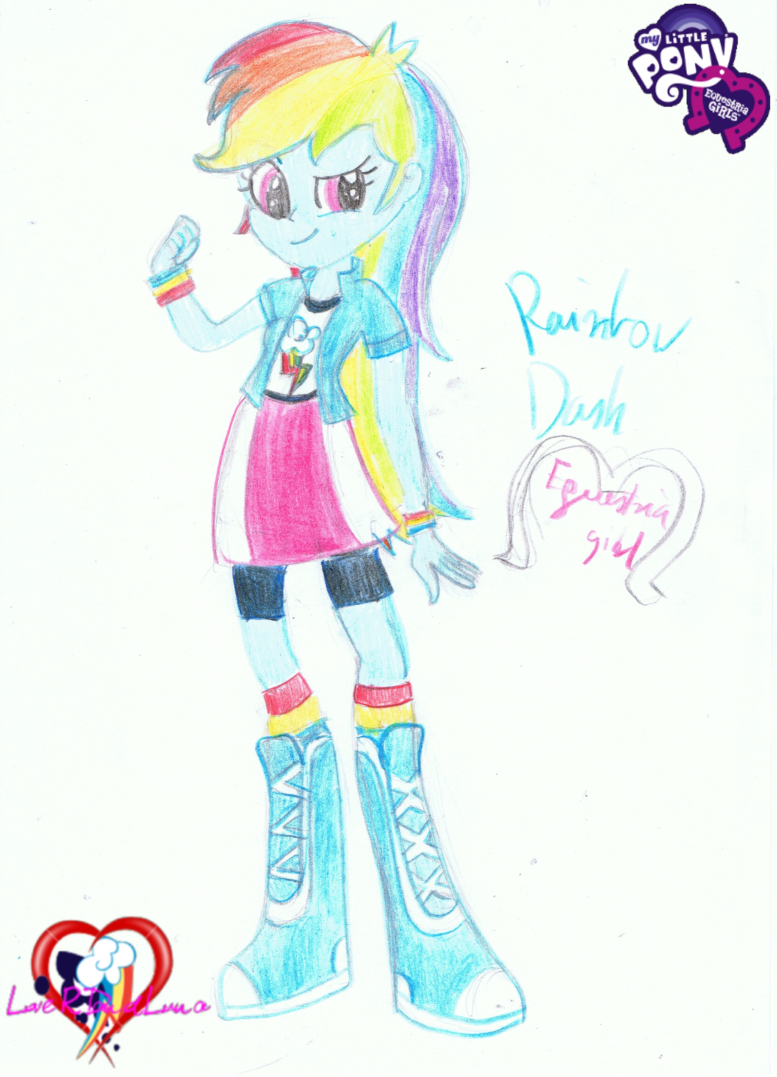 My Little Pony Equestria Girl Rainbow Rocks Ausmalbilder : Equestria Girl Drawing At Getdrawings Com Free For Personal Use