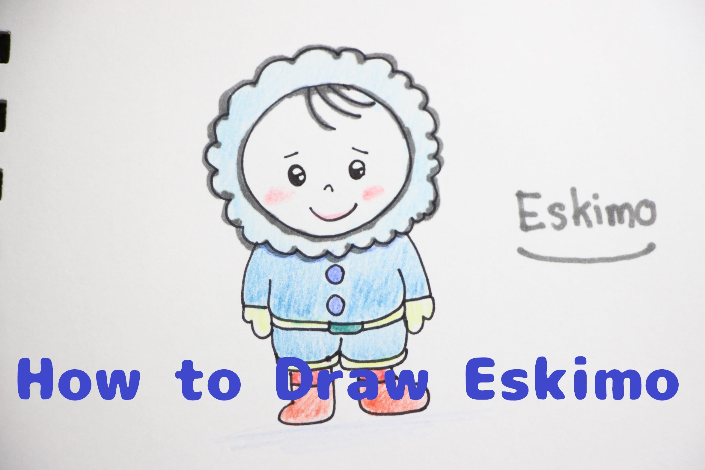 Eskimo Drawing At Getdrawings Free For Personal Use Eskimo