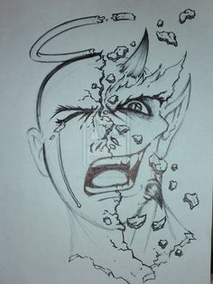 evil drawing at getdrawings com free for personal use evil drawing